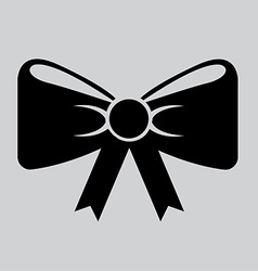 bow design vector image