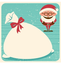 Christmas Card 3 vector image vector image