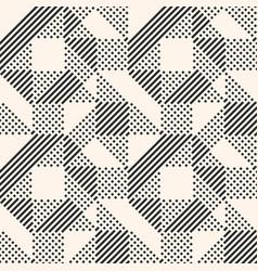 lines pattern sport pattern urban pattern vector image