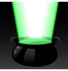 Magic Cauldron vector image