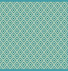 seamless rhombus pattern geometric texture vector image