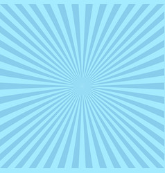 abstract burst background from radial stripes vector image