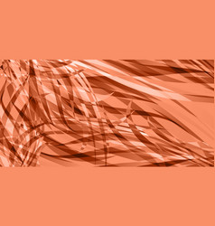 Background of flowing light maroon lines vector