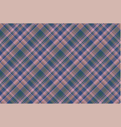 Seamless pattern of scottish tartan plaid vector