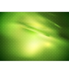 Abstract green gradient smooth background vector