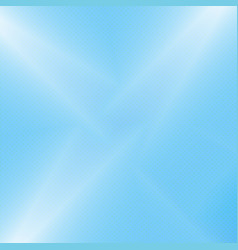 blue glowing background halftone background vector image