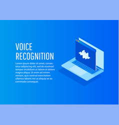 Bright voice and sound imitation lines vector
