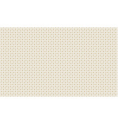 Golden geometric pattern 7v6 seamless vector