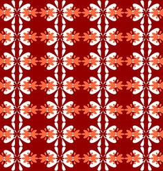 Floral pattern seamless vector