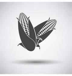 Gray Single vegetables vector image vector image