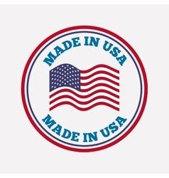Usa country design vector