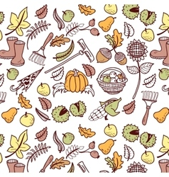 autumn4 vector image