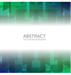 abstract geometric background with place for vector image