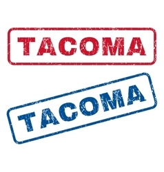 Tacoma Rubber Stamps vector
