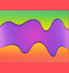 Colorful abstract elegant background vector