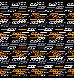 High tec seamless pattern vector