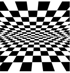 white-black checkered background for design-works vector image vector image