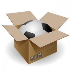 Ball in box vector