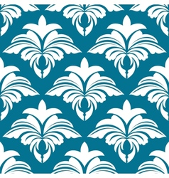 Azure seamless pattern vector