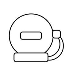Bell icon image vector