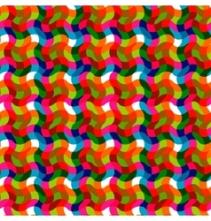 Abstract multicolor seamless pattern background vector