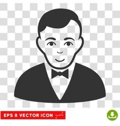 Dealer eps icon vector