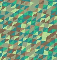 polygonal background vector image