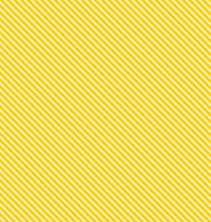 Seamless Yellow Stripe Background vector image