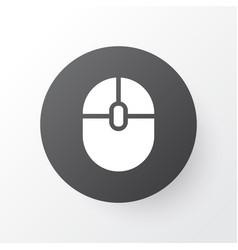 computer mouse icon symbol premium quality vector image