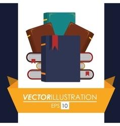 Book icon design vector