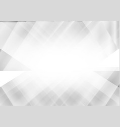 gray and silver geometric abstract background vector image