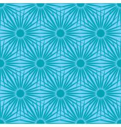 flower burst vector image