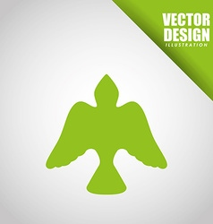 Catholic icon design vector