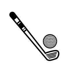 Golf sport design vector