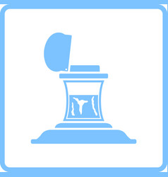 inkstand icon vector image