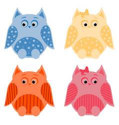 Owls2 vector