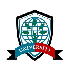 University education symbol vector