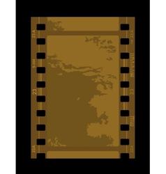 Film Strip Pattern vector image
