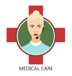 Medical user support vector