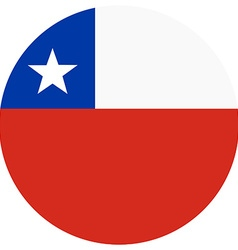 Chile flag vector image vector image