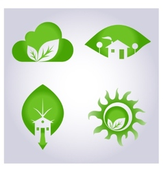 Set environmental protection vector
