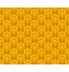 Golden Seamless Background vector image