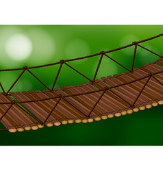 Bridge vector image vector image