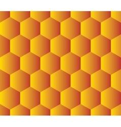 Hexagons vector