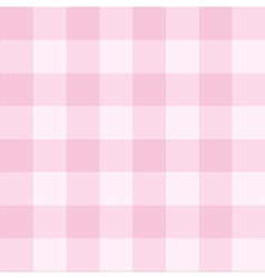 Seamless sweet checkered bapink background vector