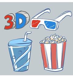 MovieMania vector image