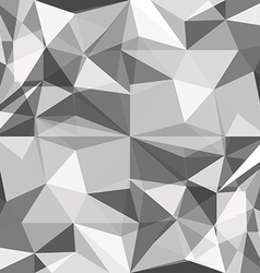 Abstract background of different figures Template vector image vector image