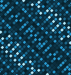 Blue digital texture vector image vector image