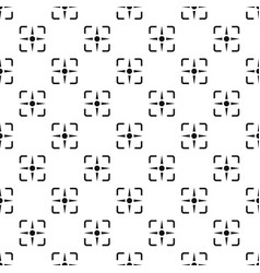 Riffle target pattern seamless vector