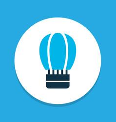 balloon icon colored symbol premium quality vector image